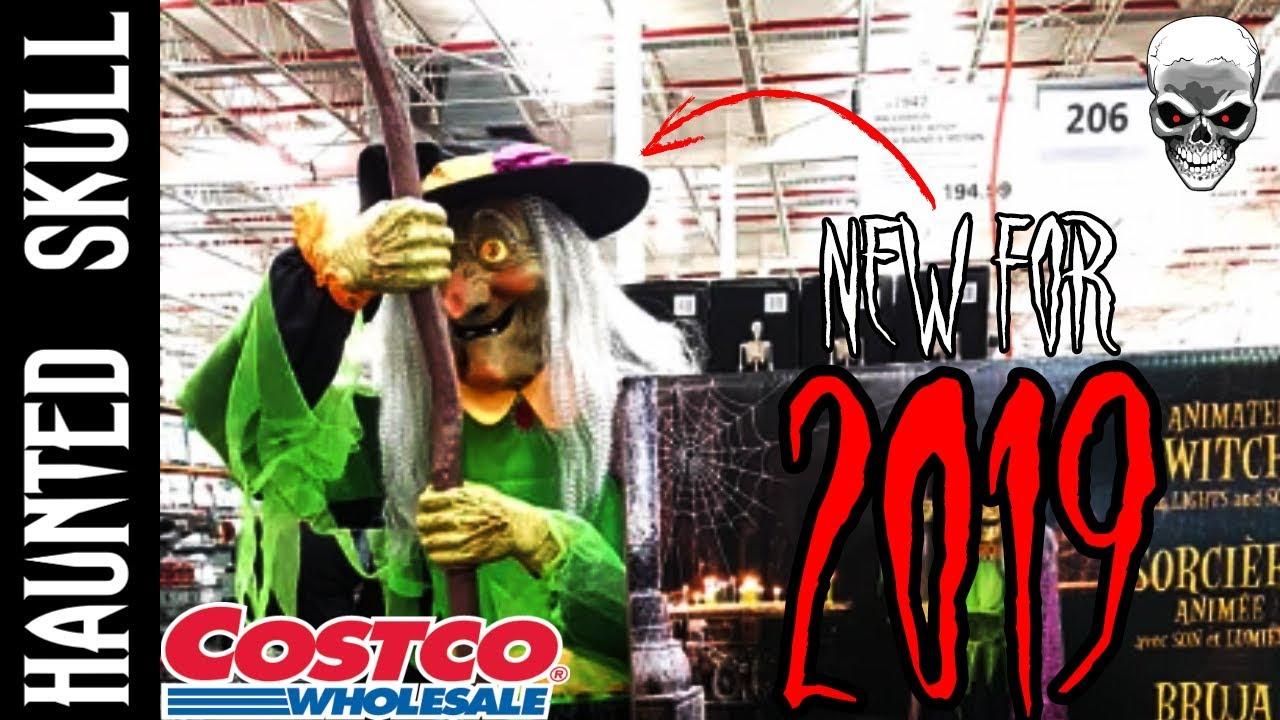 Costco Halloween 2019 Preview Part 1