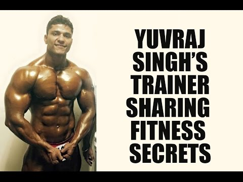Celebrity trainer sharing secrets