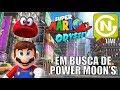 Indo para o Quarto reino e adiante! - Super Mario Odyssey #2