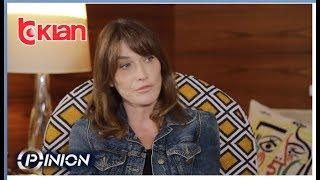 Opinion - Interviste me Carla Bruni! (19 qershor 2019)