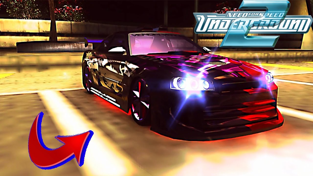 Need For Speed Underground 2 Com Gráficos Ultra Realistas😱 - GameVicio