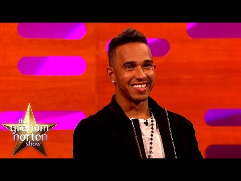 Lewis Hamilton Learns Dining Etiquette From The Queen - The ...