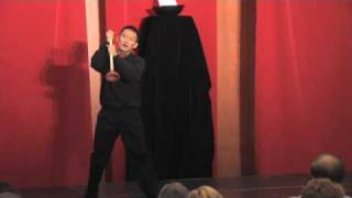 Alex Wu - Toastmasters Humorous Speech Contest Finals - District 61