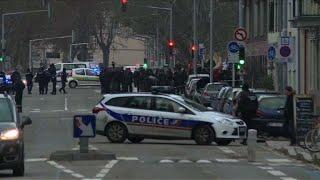 Attentat de Strasbourg: l'auteur toujours en fuite