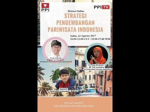 Strategi Pengembangan Pariwisata Indonesia Mp3