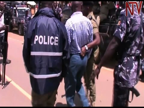 Police foil Besigye land rights rally in isingiro