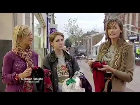 Fast Fashion Fix on ITV News Meridian,...