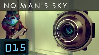 No Man's Sky [015] [Buggy Jetpack Booster] [NMS] [Let's Play Gameplay Deutsch German] thumbnail