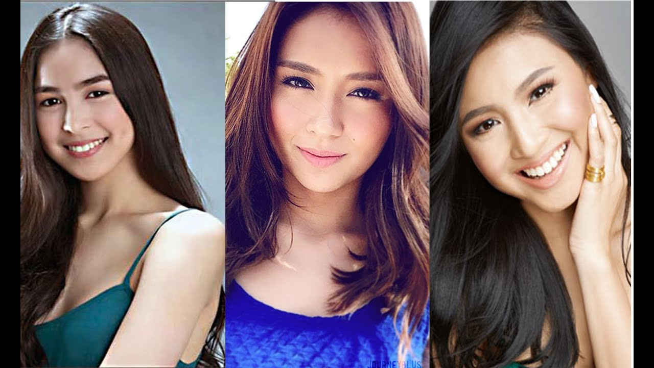 Top 10 Sexiest Teen Stars In The Philippines 2016