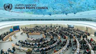 Human Rights Council in Brief