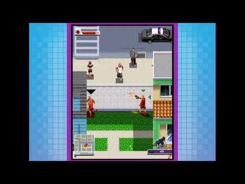 Nokia Longplay - Gangstar 2: Kings Of L.A. (2008) Gameloft [Part 2 Of 4]