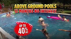 Splash Memorial Week Sale Jacksonville/Orange Park Above Ground Pools and In-Ground Pools