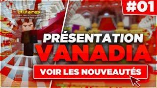 VANADIA ENVOIE DU LOURD POUR CETTE V6 + GRADE CHEVALIER A WIN | PRESENTATION |