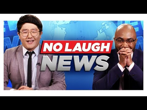 The Don&39;t Laugh Newsroom Challenge 5