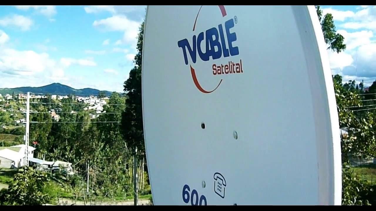 Como Instalar Antena De Grupo Tv Cable Ecuador Youtube
