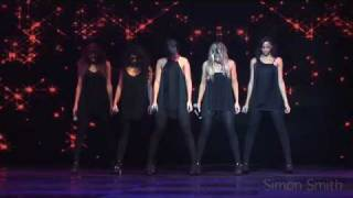 The Saturdays - UP - Clothes Show Live 2008 NEC