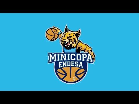 Minicopa Endesa 2018 (3º-4º puesto): FC Barcelona Lassa - Divina Seguros Joventut