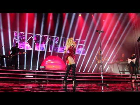 Kylie - Melt! Festival - 99 Red Balloons