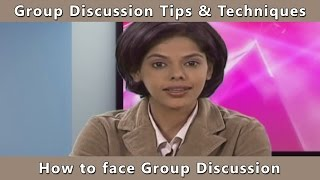 How to Face Group Discussion | group discussion videos | group discussion tips