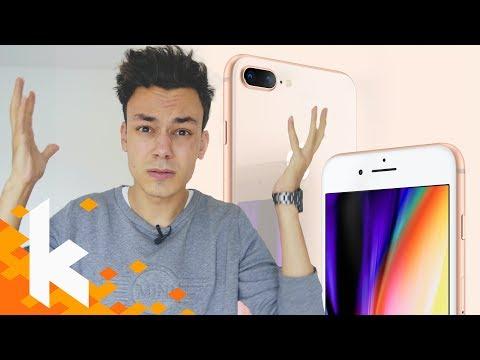 Mein Problem mit dem iPhone 8...