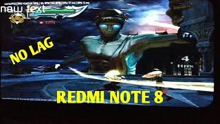 DAMONPS2 PRO 3.3.2.1 REDMI NOTE 8 - GOD OF WAR 2   1x RESOLUTION