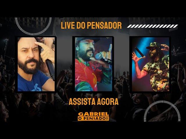 Live Gabriel o Pensador Circuito DuraMais+ - Gabriel o Pensador