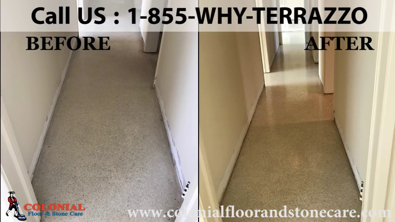 How To Find Expert Terrazzo Floor Grinding And Polishing In