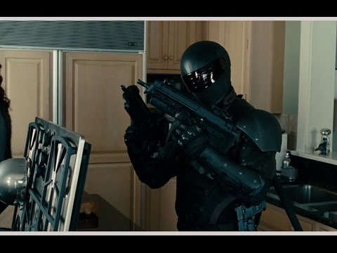 G.I. Joe Retaliation (2013) - Weapons Time Scene (1080p) FULL HD