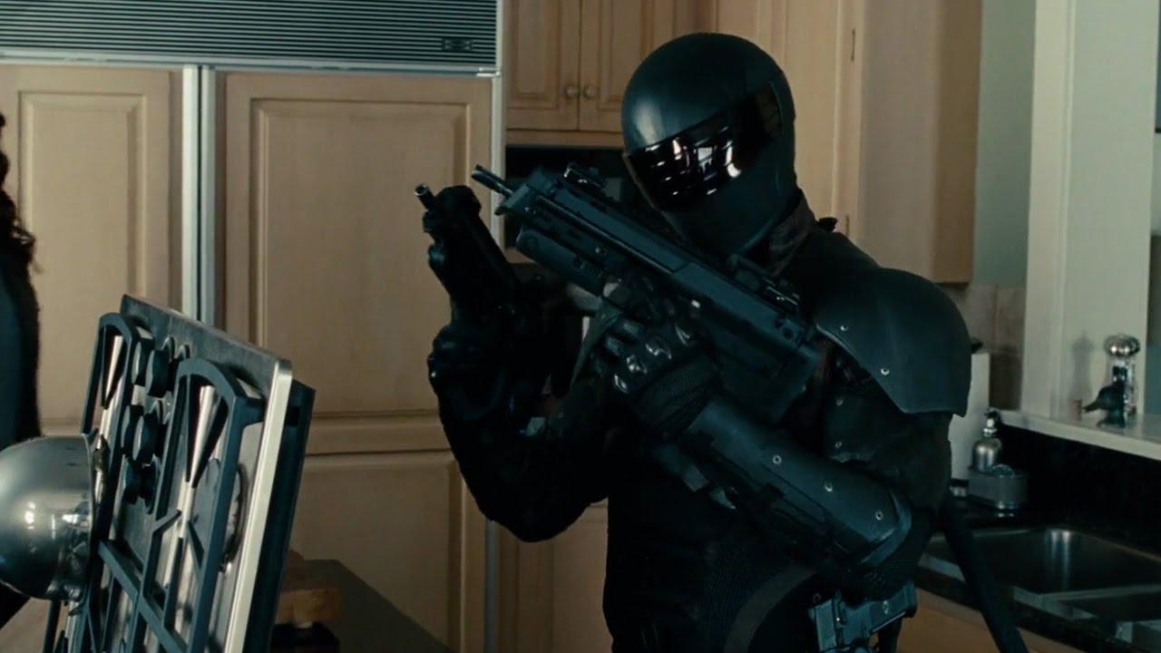 Download G.I. Joe Retaliation (2013) - Weapons Time Scene (1080p) FULL HD