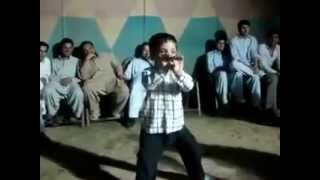 Cute child dancing on crazy chicken song.mp4