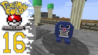 Pixelmon GOLD! (Pokemon Minecraft Mod) - EP16 - Montage!
