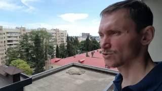 Купить квартиру в Сочи теперь легко!(Квартира солнечная, витражное остекление, вид на море. Газовый котел установлен. Есть балкон. Жилой комплек..., 2016-06-11T14:56:55.000Z)