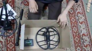 Квазар АРМ (Quasar ARM) металлоискатель монетник, краткий видео обзор