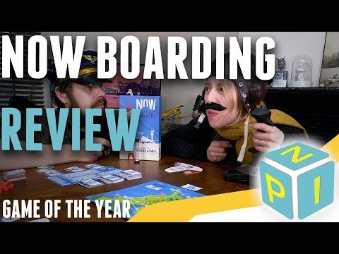 Now Boarding Review - Game of the Year 2018