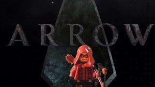 Lego Dc: (Arrow) Arsenal/Red Arrow Custom Minifigure Showcase