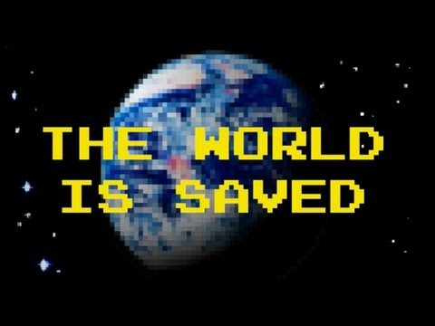 The World Is Saved: Gamer Music Video