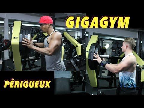 SÉANCE PECS GIGAGYM Périgueux