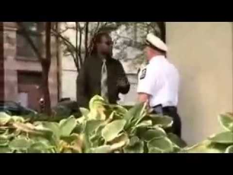 Columbus Police Officer Using Excessive Force Against A State Empl