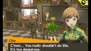 Persona 4 (Story) Chapter 2 : Saki Konishi - Part 1