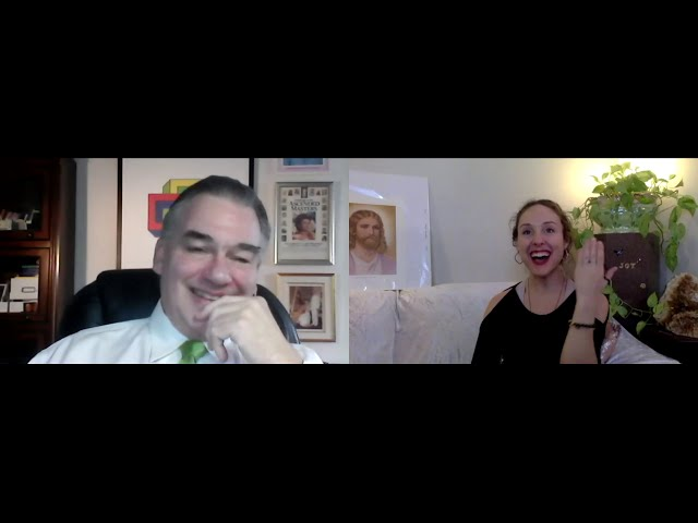 E13: Mother Mary, The Rosary & The Sacred Word  Pt2: The Michael & Laura Show