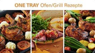 ONE TRAY Ofen/Grill Rezepte