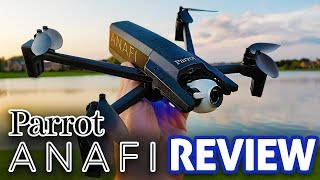 Parrot ANAFI 4K HDR Drone: Hands-On Review!