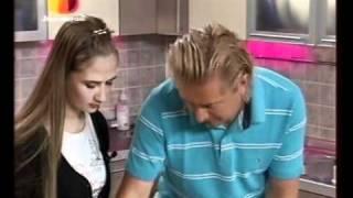 Сладкие истории   Персиковый пирог