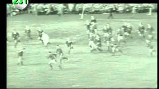 Springbok Try Nr: 231 - Gert Brynard (1965 - New Zealand, 3rd Test, Christchurch)