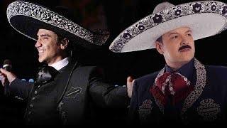 Cancion romantica con mariachi