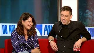 DUBLIN MURDERS Killian Scott amp Sarah Greene interview 2019