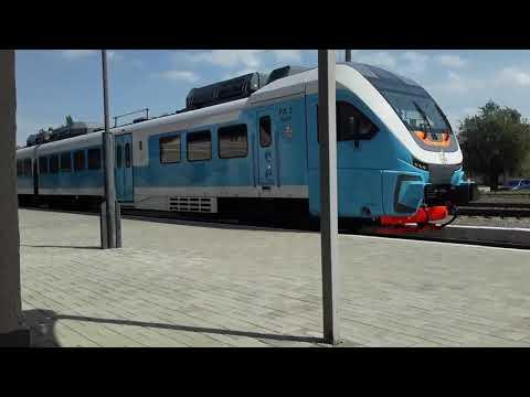 РА-3 сообщением Армянск-Феодосия и нашествие поездов