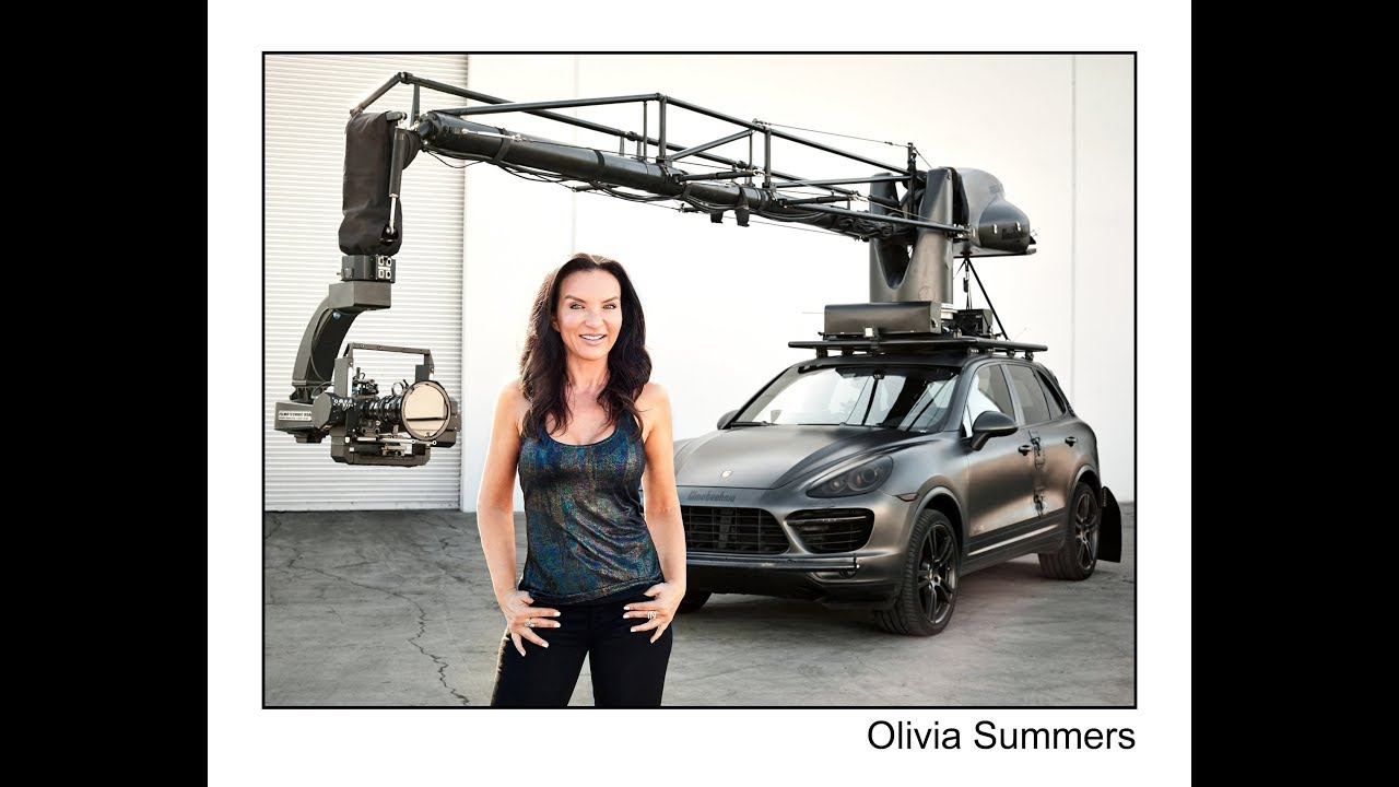 Olivia Summers Stunt and Performance Driving Reel