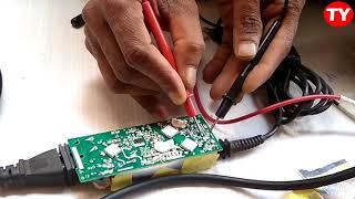 laptop charger repairing
