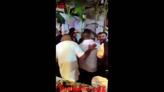 Florin Salam batut la o nunta din Italia , Milano